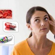 anemia symptoms causes treatment