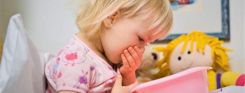 nausea vomiting children